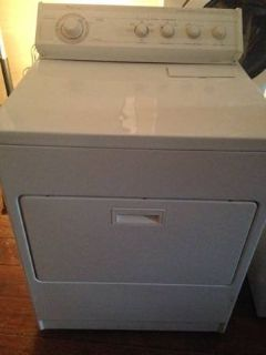 Dependable working whirlpool dryer