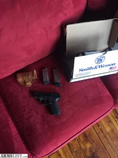 For Sale: Smith and Wesson m and p shield 9mm