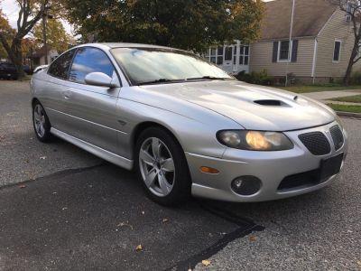 2005 Pontiac GTO Base (Silver)