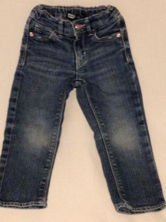 Levi's Skinny Jeans 1T to 2T Adjustable