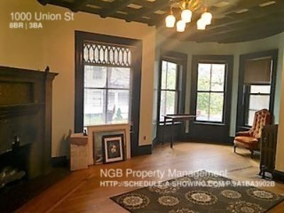 Single-family home Rental - 1000 Union St