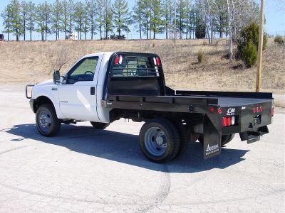 2001 F450 - 7.3 - 71k miles - 4x4 - Nevada Truck - New Flat Bed