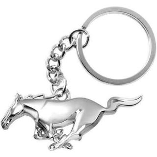 Mustang 3D Double Sided Key Chain