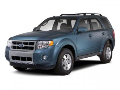 2012 Ford Escape Limited (Blue)