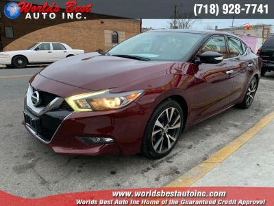 2016 Nissan Maxima 4dr Sdn 3.5 SL (Coulis Red)