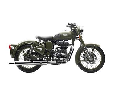 2017 Royal Enfield Classic Battle Green Cruiser Motorcycles Indianapolis, IN