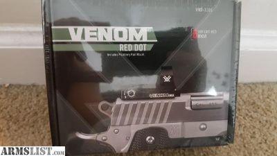For Sale: Brand new Vortex Venom