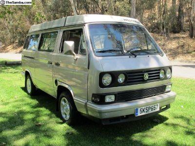 1990 VW Microbus Active Westfalia Camper