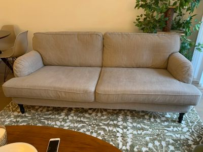 Sofa in impeccable condition