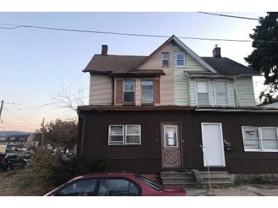 4 Bed 1 Bath Preforeclosure Property in Allentown, PA 18103 - Saint John St