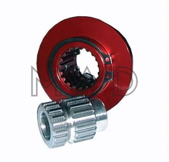 Buy Steering Wheel Pull Splined Quick Release QD Hub motorcycle in Boone, Iowa, United States, for US $38.90