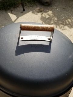 ***Charcoal Smoker*** (Reduced Price)