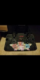 Ed Hardy bag (mint condition)