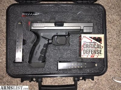 For Sale: Springfield XD9 Mod 2 Tactical