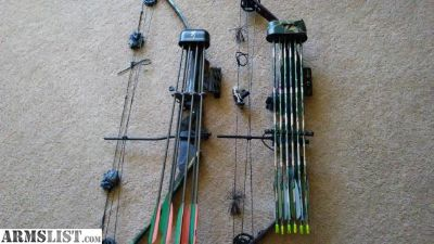 For Trade: 2 Compound Bows