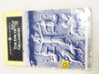 $4 OBO The Epic of Gilgamesh ISBN: 9780140441000