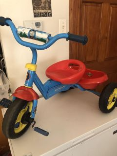 Huffy Thomas the train Tricycle