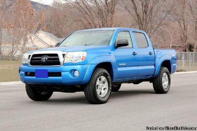 @@@2007 Toyota Tacoma Double Cab 4x4@@@