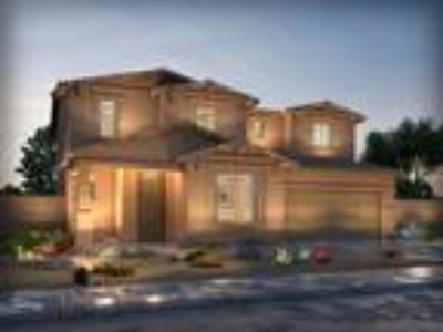 The Residence 1 by CalAtlantic Homes: Plan to be Built