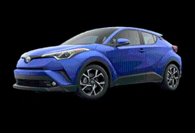 2018 Toyota C-HR XLE Premium (Blue Eclipse Metallic)
