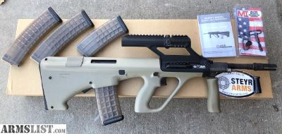 For Sale/Trade: STEYR AUG A3 M1