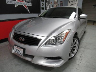 2010 Infiniti G37 Coupe Sport 2dr Coupe