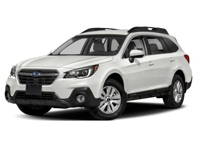 2018 Subaru Outback 2.5i (Wilderness Green Metallic)