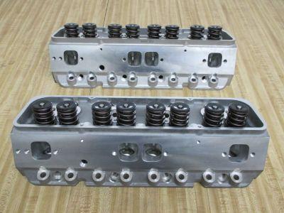 SBC Aluminum Cylinder Heads CNC