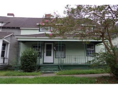 1 Bath Preforeclosure Property in Portsmouth, VA 23704 - Dewey St