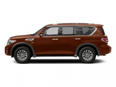 2018 Nissan Armada SV (Forged Copper)
