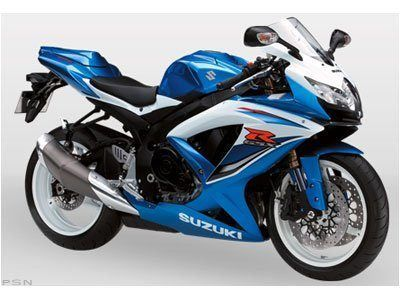 2009 Suzuki GSX-R600 SuperSport Motorcycles Oakdale, NY