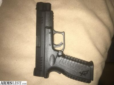 For Sale: Springfield 9mm