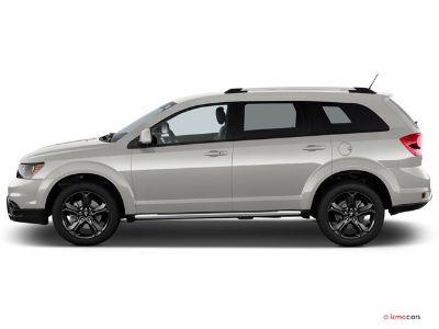 2018 Dodge Journey SE (VICE WHITE)
