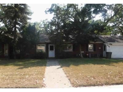 3 Bed 1 Bath Foreclosure Property in Muskegon, MI 49442 - E Apple Ave
