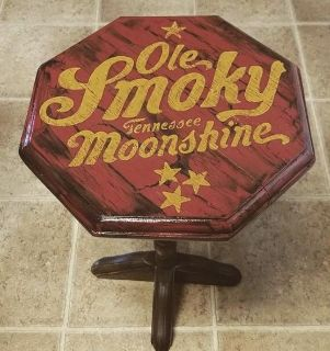 Ole Smoky Accent Table