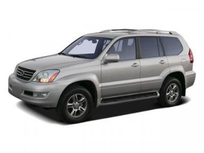 2008 Lexus GX 470 Base (Titanium Metallic)