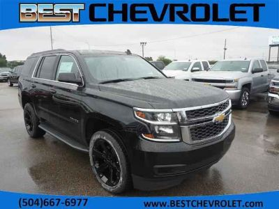 New 2019 Chevrolet Tahoe 4WD 4dr