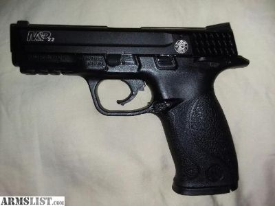 For Sale: Smith and Wesson M&P22