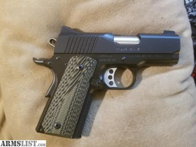 For Sale/Trade: Kimber Ultra TLE II