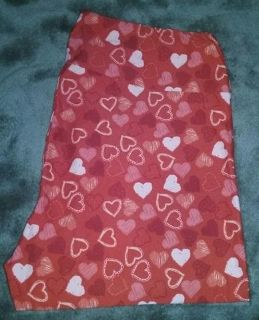 $20 Firm for Both BRANDNEW TC LULAROE VALENTINE LEGGINGS THESE RUN SMALLER WOULD FIT PANT SIZE 8/10 TO 14/16