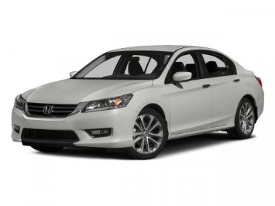 2015 Honda Accord Sport (White)