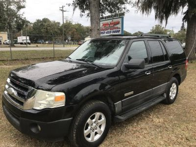 2007 Ford Expedition XLT (Black)