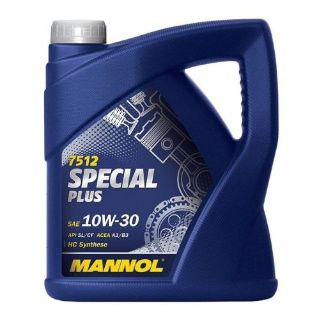 Buy Mannol MN 7512 Special Plus Semi Synthetic 10W-30 Motor oil 1 Gal (4 litters) motorcycle in Sarasota, Florida, United States, for US $18.99