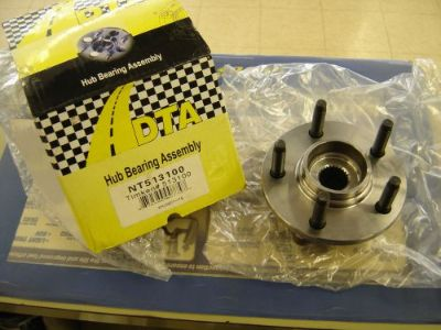 Purchase 1 NEW Front Wheel Hub Bearing Assembly 1996-2007 TAURUS, 97-02 SABLE CONTINENTAL motorcycle in Pittsfield, Massachusetts, United States