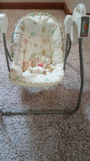 Fisher price Tabletop baby swing