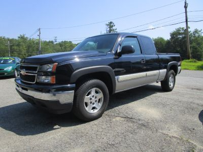 2006 Chevrolet Silverado 1500 Work Truck (Black)