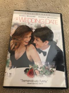 The wedding date DVD. ** SWAP ONLY**