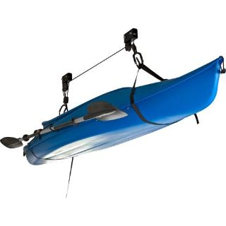 Purchase Canoe Kayak Hoist Overhead Lift Garage Ceiling Storage Rope Rack System BLC-1-1 motorcycle in West Bend, Wisconsin, United States, for US $39.99