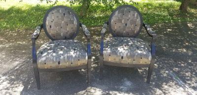 Matching Chairs.