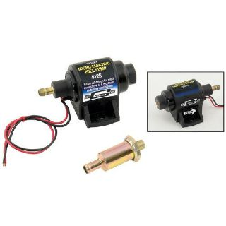 Buy Mr. Gasket 12S Electric Fuel Pump 35 GPH 4-7 PSI Universal motorcycle in Suitland, Maryland, US, for US $49.83